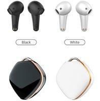 2021 T5 Headset Bluetooth 5.0 Typ-C Mini Sports Tws eignet sich für Apple, Huawei und Android-Telefone 2 Farben