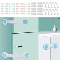 Carriers, Slings & Backpacks 10x Safety Strap Locks Child Baby For Cabinets Drawers Toilet Fridge Easy To Install No Drilling Required