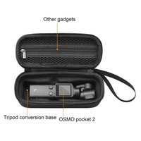 For FIMI PALM2 Hard Shell Storage Box Protective Case Waterproof Eva Bag ForDJI Osmo Pocket 2 Control Wheel Dial Handheld Camera Accessories