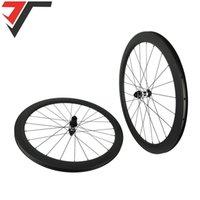 자전거 바퀴 디스크 브레이크 도로 38mm 50mm 60mm 88mm 클리너 사이클로 크로스 350 허브 15mm / 12mm 스루 액슬
