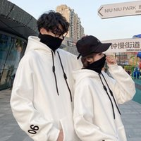 Women's Hoodies & Sweatshirts Two High-necked For Lovers In Autumn And Winter 2021 Couples Clothes