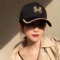 قبعة أنثى السيدة هان الطبعة في الهواء الطلق الترفيه في الهواء الطلق السياحة الصيف قبعة بيسبول البيسبول بطة الظل الظل كما تم منع حفر الحفر