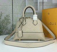 Сумки бренда дизайнер знакомства роскошный M44866 плечо M44829 Neo Top Alma BB сумки сумки оболочки ручки сумка женские сумки мешок крест