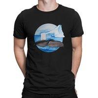 Футболка Antarctica T Franded Kawaii Gents Tshirt для мужчин Euro Super The Tee Anlarach Создать