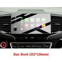 Car Navigation Screen Protector Tempered Glass Film Fits For Honda Pilot 19