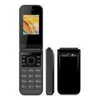 UNIWA F2720 Mini Flip Up Mobiltelefon Dual Sim 2g Senior Feature Mobiltelefon