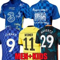 21 22 CFC Lukaku Soccer Jerseys Limited-Edition Werner Havert Ziyech Football Hemd Pulsic Jorginho Camiseta 2021 Kante Männer Kinder Kit Special 42 Champions Top Finale