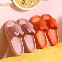2021  With Box! Classics Woman shoes High Quality slipper Leather Flat Sandals Fashion Slides Slide Rubber Ladies Beach Women Slippers---34