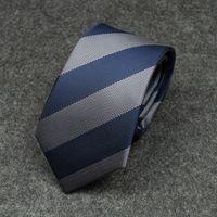Mens Designer Ties Necktie Stripes Plaid Letter G Bee Trendy Luxury Business Leisure Silk Tie Cravat with box sapeee