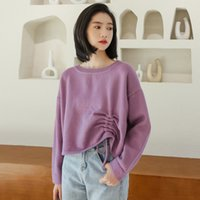 Women's Sweaters autumn short nightgown for loose winter women oversize sweater to beautiful cord harajuku harvest tops 650M