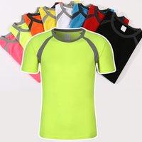Camiseta Badminton Sport Fitnesskleidung Transpirierbare Para Hombre Mujer Camiseta Tenis Competicion Entrenamiento de Ping Pong T-Shirt
