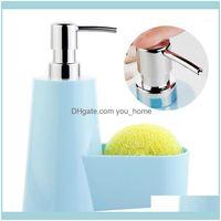 Şişeler Kavanoz Depolama Kat Hizmetleri Organizasyon Ev Gardenhome Banyo Mutfak Losyonu Şampuan Sıvı Sabunluk Plastik Pompa El San