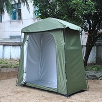 Tents And Shelters Waterproof Outdoor Bicycle Storage Shed Heavy Duty Bike Tent Space Saving Garden Tool Cover Backpack Shelter
