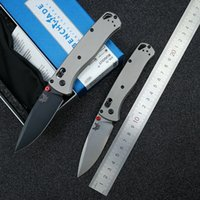 """Benchmade BM535 Bugout Axis Katlanır Bıçak 3.24 """"M390 Bıçak, Titanyum Kolu Açık Kamp Avcılık Cep EDC 535BK 535 S 550 940 810 553 551 C81 C10 C240"""