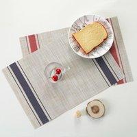 Mats & Pads Non-slip Placemats Dining Table Mat Disc Bowl Coasters Kitchen Restaurant Nordic Coffee Home Decor Estera De Tabla