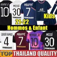 PSG jersey 21 22 camisas de futebol 2021 2022 Paris saint germain camisa NEYMAR JR MBAPPE jersey Survetement futebol kit mulheres camisa de futebol quarto 4o
