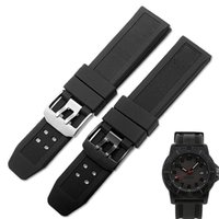Watch Bands Silicone Strap For 8830 8831 8832 Series Scale Compass Rubber 20mm 23mm Men's Band Accessories