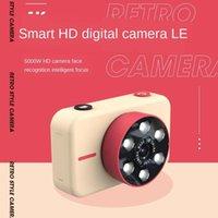 La cámara X17 Pocket Children's Dibujos animados digital puede tomar fotos de pequeñas cámaras de juguetes SLR
