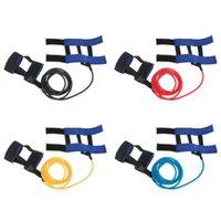 Pool & Accessories Stationary Swimmer Ankle Strap Swim Lap Training Leash Exerciser Belt