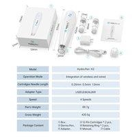 Hydra Pen H2 Microneedling Dermapen Automatic Infusion Serum Applicator Medical Clinics Dr. Mico Needle Aqua Moisture Kit With 2Pcs Needles Cartridge DHL