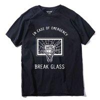 Coolmind 100% algodão Cool Basquete T Shirt Casual de Manga Curta Esporte Verão Solto Homens Tshirt Masculino Tshirt