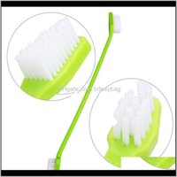 Supplies Home & Garden2021 Dog Toothbrush Cat Pet Dental Grooming Washing Brush Puppy Tooth Cleaning Tools Drop Delivery 2021 Diupx
