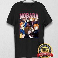 Men's T-Shirts Nobara Kugisaki Shirt Printed Graphic Tee Fan