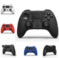 Wireless Bluetooth Gamepad chicken handle double vibration with gyroscope Joystick Controller Game Console Accessory Handle Gamepad For PS4 PC Controller