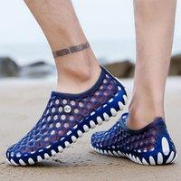 Luxurys Designers Shoes Fashion Men Shoes Summer Beach Garden Hole Shoes Outdoor Clogs Ladies Light Weight EVA Crocse Anti-slip