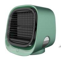 Compleur de bureau Nouveau-Cooler Fan Mini climatiseur de bureau avec lumière de nuit Mini USB ROYANCING DE REFROIDISSEMENT EURIFICATEUR EWF7939