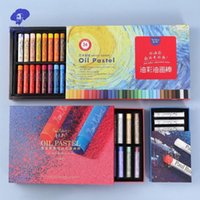 Rubens Basic / Pearescent Pastel Set12 / 24/36 / 48 Grau Profissional Grau Lavável Lavável Água-Solúvel Full Set Art Supplies Conjuntos de Presentes