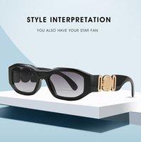 شخصية جديدة رئيس الإنسان نمط النظارات الشمسية الإطار الشاطئي غير النظامية للرجال والنساء نظارات الأزياء النظارات النظارات النظارات النظارات الرجل eyegla
