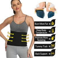 المرأة الخصر المدرب النيوبرين الجسم المشكل حزام التخسيس غمد البطن تقليل المشكل البطن العرق ملابس داخلية تجريب مشد FY8425