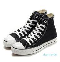 2021 tamaño grande 35-46 zapatos de vestir de estilo superior de alto estilo deportivo Chuck Classic Lienzo zapatillas zapatillas para hombres / mujeres zapatos de lona