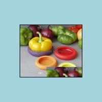 Altro Organizzazione Housekee Home Garden4pcs / Set Assortiti Embracrers Food Cuddlers Aiuta i tuoi alimenti e i tuoi frutti Tenere in sicurezza la cucina Aessorie