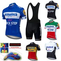 Yarış Setleri 2021 Hızlı Adım Takım Bisiklet Jersey Jel Pad Bisiklet Şort Set MTB EtixXL Ropa Ciclismo Mens Pro Yaz Bisiklet Maillot Giyim