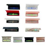 False Eyelashes Color Eyelash Eyeliner Glue Box Different Lash Eye Liner Adhesive Empty Case Print Logo Cosmetic Packing Boxes Makeup