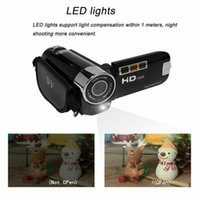 Camcorders HD 1080P Digital Video Camera Camcorder LCD 24MP 16X Zoom 2.7inch TFT Screen Shooting DVR Recorder