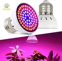 110V 220V LED Wachsen Licht Vollspektrum 3W 4W 5W E27 GU10 MR16 E14 Indoor Gemüsekindergarten Blumentopf Pflanze Wachstum Lichter