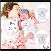 ملابس عائلية الطفل، انخفاض تسليم الأمومة 2021 الأزياء العصرية ولد الاطفال الطفل الأبيض مطابقة الملابس طباعة قصيرة الأكمام كبيرة القمصان