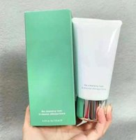 Traitement du visage Nettoyant Douce Nettoyant Nettoyant Vert Box 125ml Visage Soins de la peau Crème Nettoyante 120ml Livraison rapide
