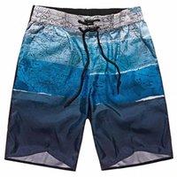 الرجال السراويل الشورت زائد الحجم 5xl 6xl ذكر شاطئ شورت ملابس السباحة قصيرة السراويل الشاطئ ملابس السباحة جذع قصيرة 231e #