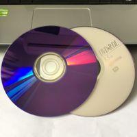 Großhandel 5 leere Festplatten Original S-Marke Gedruckt 8,5 GB 8x DVD + R DL-Discs