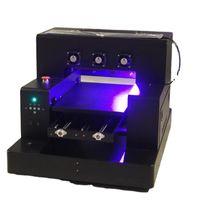 Stampante Auto UV Flatbed Glass Commerical A3 Piccole stampanti a getto d'inchiostro
