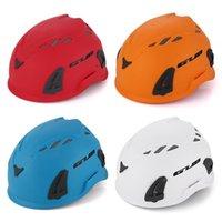Ciclismo capacetes gub d8 escalada capacete segurança equipamentos de bicicleta respirável esportes ao ar livre camping caminhadas montando
