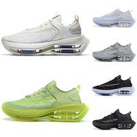 أحذية ركض مكدسة مزدوجة أحذية رياضية للرجال والنساء أحذية رياضية خارجية للمشي والركض