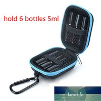 1pc Portable Essential Oils Storage Case Carry Case Esential Oil Roll On 5 ml Essential Oil Carrying Collecting Case Factory price expert design Quality Latest Style