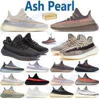 Ash Pearl Pietra Mens Scarpe da corsa Zyon Cinder Cream Yeshaya Riflettente Zebra Terra Sneakers Naturale Carbonio Delle Donne Donne Sport Trainer con scatola