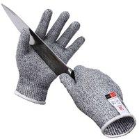 장갑 절단 장갑과 동일한 5 레벨 전술 보호를 아웃하지 마십시오 - 부엌 야채를위한 장비 도살을 죽이는 기계