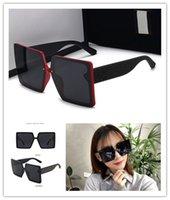 lunettes de soleil pop hommes Design Métal Vintage lunettes de style de mode pilote Framedeless UV 400 lentille avec étui
